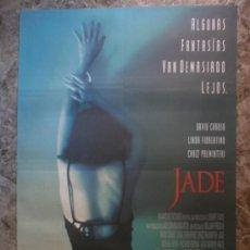 Cine: JADE. DAVID CARUSO, LINDA FIORENTINO, CHAZZ PALMINTERI. AÑO 1995.. Lote 34588501