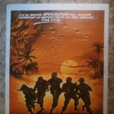Cine: LOS CHICOS DE LA COMPAÑIA C. STAN SHAW, ANDREW STEVENS, JAMES CANNING. AÑO 1982.. Lote 34589128