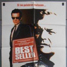 Cinéma: BEST SELLER, CARTEL DE CINE ORIGINAL 70X100 APROX (5220). Lote 34600442