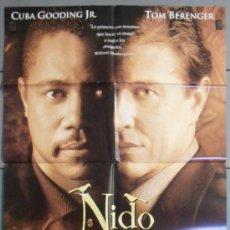Cine: NIDO DE CUERVOS, CARTEL DE CINE ORIGINAL 70X100 APROX (5225). Lote 34600468