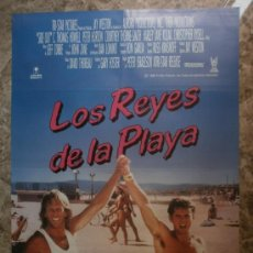 Cine: LOS REYES DE LA PLAYA. C.THOMAS HOWELL, PETER HORTON, COURTNEY THORNE-SMIT. AÑO 1990.. Lote 34614158