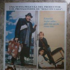 Cinéma: SOLOS CON NUESTRO TIO. JOHN CANDY. AÑO 1990.. Lote 34653826
