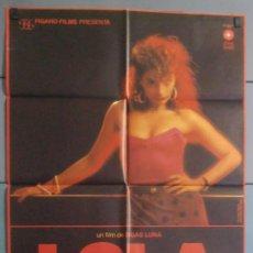 Cine: LOLA,ANGELA MOLINA CARTEL DE CINE ORIGINAL 70X100 APROX (5641). Lote 34664733