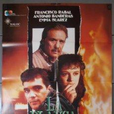 Cine: LA BLANCA PALOMA,F.RABAL, A. BANDERAS, EMMA SUAREZ CARTEL DE CINE ORIGINAL 70X100 APROX (5695). Lote 34672371