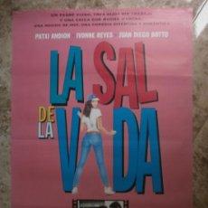 Cine: LA SAL DE LA VIDA. PATXI ANDION, IVONNE REYES, JUAN DIEGO BOTTO.. Lote 34672612