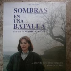 Cine: SOMBRAS EN UNA BATALLA. CARMEN MAURA, JOAQUIM DE ALMEIDA, FERNANDO VALVERDE.. Lote 71782349