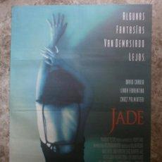 Cine: JADE. DAVID CARUSO, LINDA FIORENTINO, CHAZZ PALMINTERI. AÑO 1995.. Lote 34695095