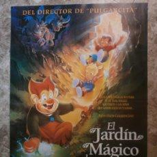 Cine: EL JARDIN MAGICO DE STANLEY. AÑO 1994.. Lote 34708395