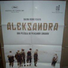 Cine: ALEKSANDRA POSTER ORIGINAL 70X100 YY(197). Lote 34779076