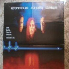 Cine: LINEA MORTAL. KIEFER SUTHERLAND, JULIA ROBERTS, KEVIN BACON. AÑO 1990.. Lote 34811159