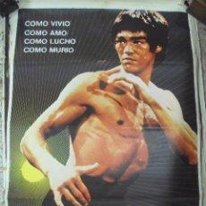 Cine: BRUCE LEE (LA LEYENDA DEL DRAGON 1975). Lote 34945898