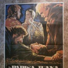 Cine: LA PAPISA JUANA. LIV ULLMAN, FRANCO NERO, MAXIMILIAN SCHELL. AÑO 1977.. Lote 34946679