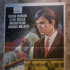 Cine: EL DIA DE MAÑANA. OSCAR MONZO, ELSA BAEZA, NACHO PILAR, ANDRES MEJUTO. AÑO 1968.. Lote 34946739