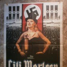 Cine: LILI MARLEEN. HANNA SCHYGULLA, GIANCARLO GIANINI. AÑO 1981.. Lote 34947171