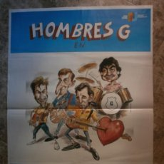 Cine: SUFRE MAMON - HOMBRES G. Lote 86249648