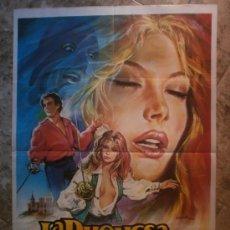 Cinema: LA DUQUESA DEL DIABLO. BRIGITTE SKAY, MIMMO PALMARA.. Lote 35007996