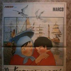 Cine: NO TE VAYAS, MAMA. MARCO. AÑO 1977.. Lote 81623404