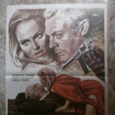 Cine: LA VICTIMA NUMERO 10. MARCELLO MASTROIANNI, URSULA ANDRESS, ELSA MARTINELLI. AÑO 1975.. Lote 111660155