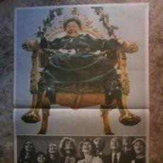 Cine: MAMA CUMPLE 100 AÑOS. GERALDINE CHAPLIN, AMPARO MUÑOS, FERNANDO F. GOMEZ.. Lote 35020227