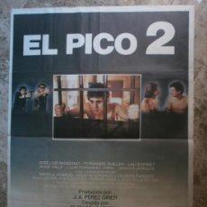 Cine: EL PICO 2. JOSE LUIS MANZANO, FERNANDO GUILLEN, LALI ESPINET. AÑO 1984.. Lote 54260944