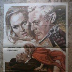 Cine: LA VICTIMA NUMERO 10 - MARCELLO MASTROIANNI, URSULA ANDRESS, ELSA MARTINELLI - AÑO 1975. Lote 58528115