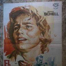 Cine: EL ULTIMO PUENTE. MARIA SCHELL, BARBARA RUTTING, BERNHARD WICKI. AÑO 1964.. Lote 35063805