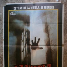 Cine: LA NIEBLA. ADRIENNE BARBEAU, LAMIE LEE CURTIS, JOHN HOUSEMAN. AÑO 1980.. Lote 35080329