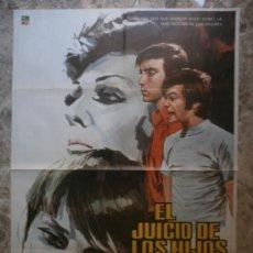 Cine: EL JUICIO DE LOS HIJOS. AMPARO RIVELLES, GUILLERMO MURRAY, BLANCA SANCHEZ. AÑO 1973.. Lote 40981635
