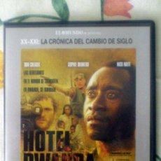 Cine: HOTEL RWANDA;2005;DVD. Lote 35144042