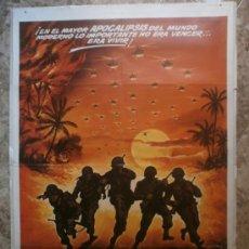 Cine: LOS CHICOS DE LA COMPAÑIA C. STAN SHAW, ANDREW STEVENS, JAMES CANNING. AÑO 1982.. Lote 35183728