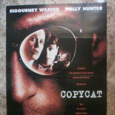 Cinéma: COPYCAT. SIGOURNEY WEAVER, HOLLY HUNTER. AÑO 1995.. Lote 35184048