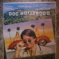 Cine: DOC HOLLYWOOD. MICHAEL J.FOX, JULIE WARNER, BARNARD HUGHES. AÑO 1991.. Lote 35198570
