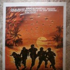 Cine: LOS CHICOS DE LA COMPAÑIA C. STAN SHAW, ANDREW STEVENS, JAMES CANNING. AÑO 1982.. Lote 35227647