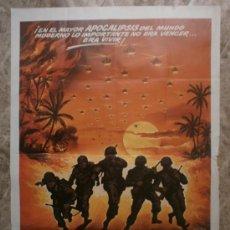 Cine: LOS CHICOS DE LA COMPAÑIA C. STAN SHAW, ANDREW STEVENS, JAMES CANNING. AÑO 1982.. Lote 35285450