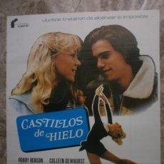 Cine: CASTILLOS DE HIELO. ROBBY BENSON, TOM SKERRITT. AÑO 1979. Lote 220187205