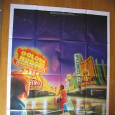 Cine: POSTER ORIGINAL FRANCES - CORAZONADA - ONE FROM THE HEART - FRANCIS COPPOLA - TOM WAITS. Lote 35377264