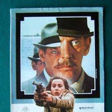Cine: EL OJO DE LA AGUJA - RICHARD MARQUAND - DONALD SUTHERLAN - KATE NELLIGAN - CARTEL 33X24 CM. - 1980. Lote 35429554