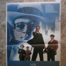 Cinéma: LOS INTOCABLES DE ELIOT NESS. KEVIN COSTNER, CHARLES MARTIN SMITH, ANDY GARCIA. . Lote 35510913