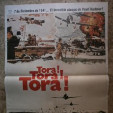Cine: TORA ! TORA ! TORA ! MARTIN BALSAM, SOH YAMAMURA - AÑO 1980. Lote 117344526