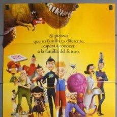 Cine: DESCUBRIENDO A LOS ROBINSONS,DISNEY CARTEL DE CINE ORIGINAL 70X100 APROX (7164). Lote 35521693