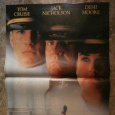 Cine: ALGUNOS HOMBRES BUENOS. TOM CRUISE, JACK NICHOLSON, DEMI MOORE. AÑO 1992.. Lote 35529280