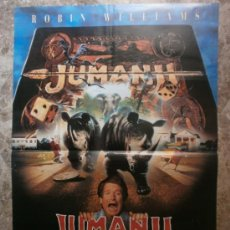 Cine: JUMANJI. ROBIN WILLIAMS. AÑO 1995.. Lote 35545153