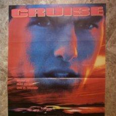 Cine: DIAS DE TRUENO TOM CRUISE, ROBERT DUVALL, RANDY QUAID. AÑO 1990.. Lote 96134244