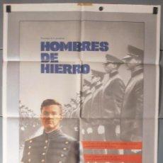 Cine: HOMBRES DE HIERRO, CARTEL DE CINE ORIGINAL 70X100 APROX (7798). Lote 35638567