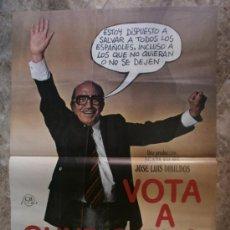 Cine: VOTA A GUNDISALVO. ANTONIO FERRANDIS, EMILIO GUTIERRES CABA, SILVIA TORTOSA. AÑO 1977.. Lote 35654044