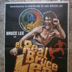 Cine: EL REAL BRUCE LEE. BRUCE LEE, BRUCE LEI. AÑO 1980.. Lote 35670860