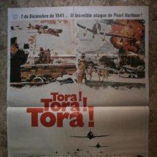 Cine: TORA ! TORA ! TORA ! MARTIN BALSAM, SOH YAMAMURA. AÑO 1980. Lote 193562222