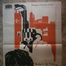 Cine: MALAS CALLES - ROBERT DE NIRO, CESARE DANOVA, AMY ROBINSON, HARVEY KEITEL. AÑO 1977. Lote 97571522