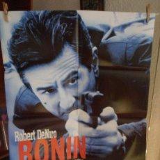 Cine: RONIN,ROBERT DENIRO CARTEL DE CINE ORIGINAL 70X100 APROX (1081). Lote 35735533