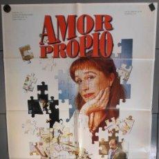 Cine: AMOR PROPIO,VERONICA FORTE, ANTONIO RESINES CARTEL DE CINE ORIGINAL 70X100 APROX (1249). Lote 35752691